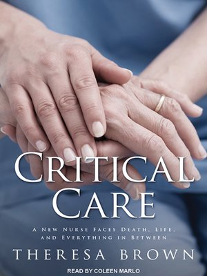 cover image of Critical Care